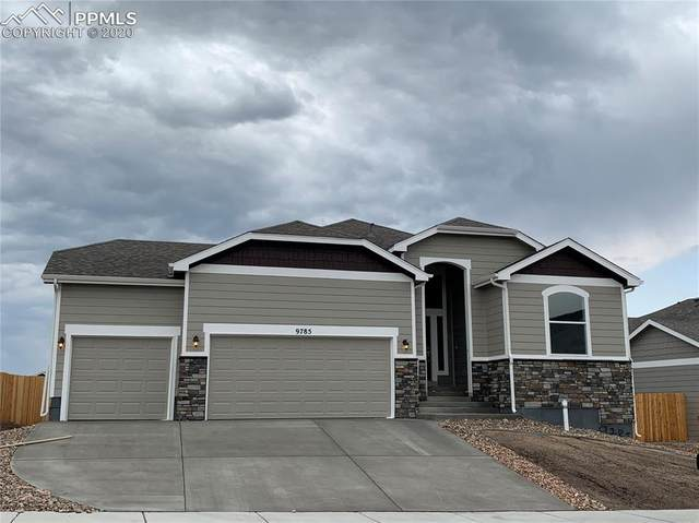 9785 Porch Swing Lane, Peyton, CO 80831 (#5010324) :: Tommy Daly Home Team