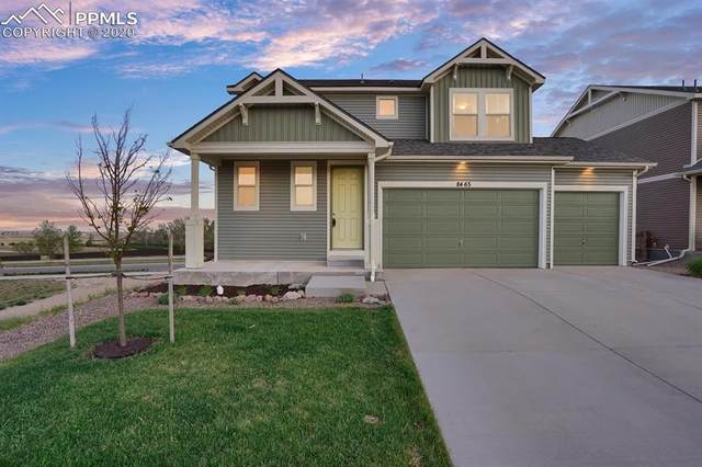 8465 Longleaf Lane, Colorado Springs, CO 80927 (#5014784) :: Finch & Gable Real Estate Co.