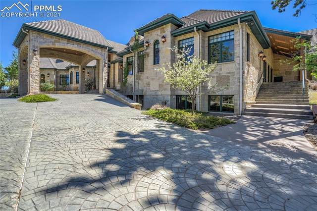 1215 Kylie Heights Heights, Woodland Park, CO 80863 (#5015120) :: Action Team Realty