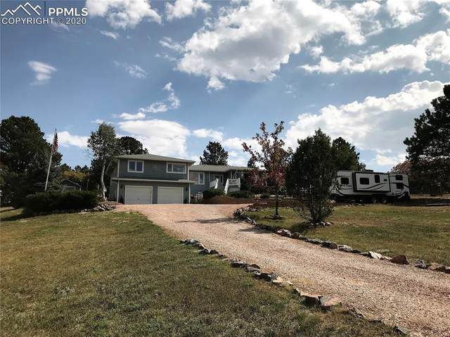 19225 Wakonda Way, Monument, CO 80132 (#5016068) :: Finch & Gable Real Estate Co.