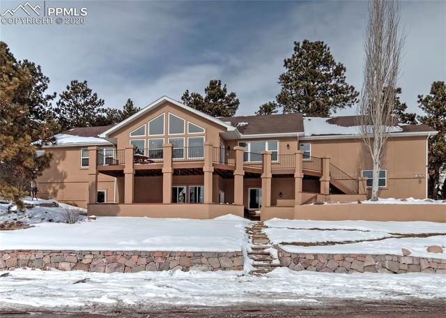 18310 Augusta Drive, Monument, CO 80132 (#5016664) :: Colorado Home Finder Realty