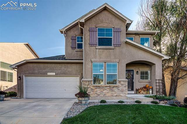 6855 Amber Ridge Drive, Colorado Springs, CO 80922 (#5017049) :: The Artisan Group at Keller Williams Premier Realty