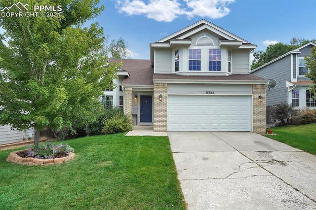 6325 Brightstar Drive, Colorado Springs, CO 80918 (#5017641) :: Tommy Daly Home Team
