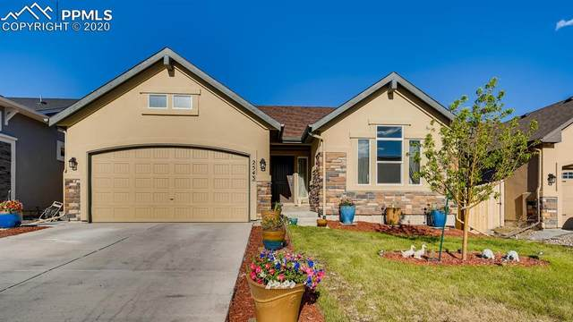 2543 Hannah Ridge Drive, Colorado Springs, CO 80922 (#5023267) :: Tommy Daly Home Team