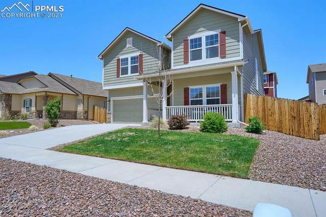 7248 Cat Tail Creek Drive, Colorado Springs, CO 80923 (#5025209) :: Tommy Daly Home Team