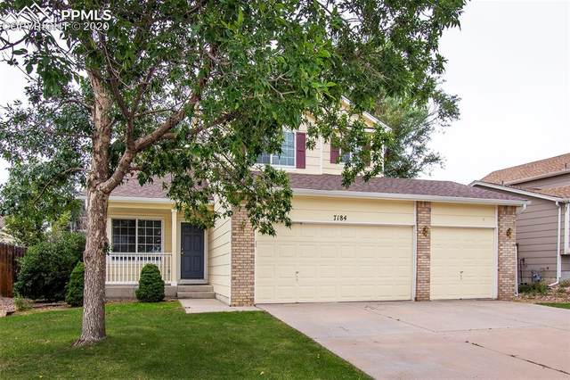 7184 Bonnie Brae Lane, Colorado Springs, CO 80922 (#5027571) :: Tommy Daly Home Team