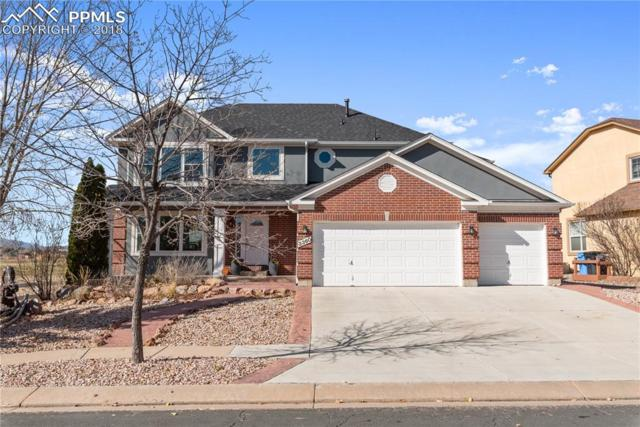 3360 Pony Tracks Drive, Colorado Springs, CO 80922 (#5027597) :: Jason Daniels & Associates at RE/MAX Millennium
