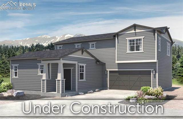 5809 Spring Breeze Drive, Colorado Springs, CO 80923 (#5028435) :: The Kibler Group