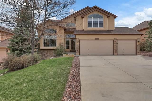 2233 Collegiate Drive, Colorado Springs, CO 80918 (#5028639) :: The Daniels Team