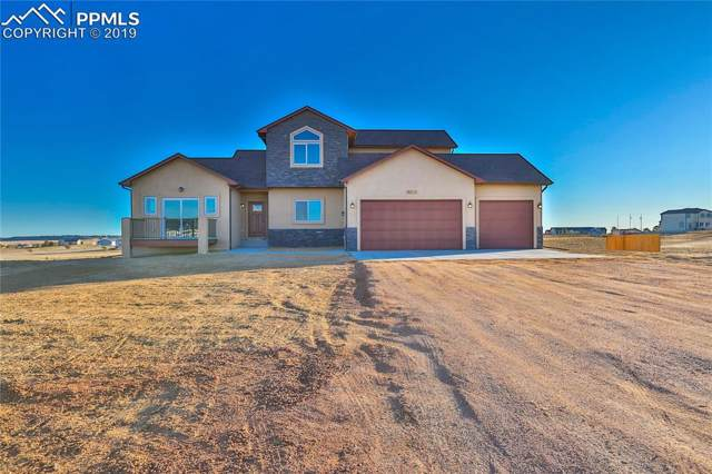 16035 Homecrest Circle, Elbert, CO 80106 (#5029288) :: Tommy Daly Home Team