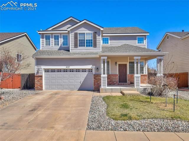 4157 Knollvale Drive, Colorado Springs, CO 80922 (#5029697) :: Venterra Real Estate LLC