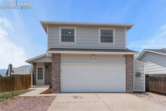 4530 Forsythe Drive, Colorado Springs, CO 80911 (#5031899) :: The Artisan Group at Keller Williams Premier Realty
