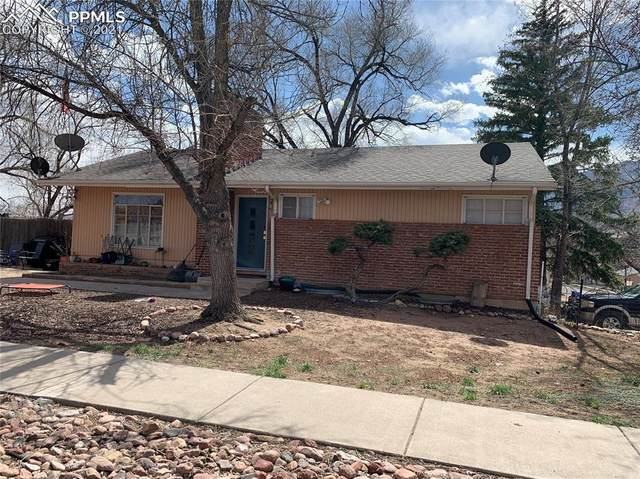 2129 W Uintah Street, Colorado Springs, CO 80904 (#5036225) :: Hudson Stonegate Team