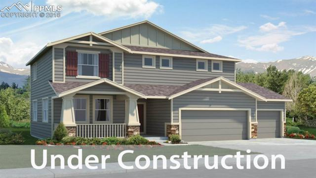 3249 Bright Moon Drive, Colorado Springs, CO 80908 (#5037936) :: The Kibler Group