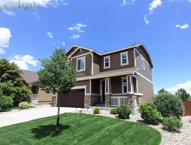 10115 Everglades Drive, Peyton, CO 80831 (#5038083) :: The Kibler Group