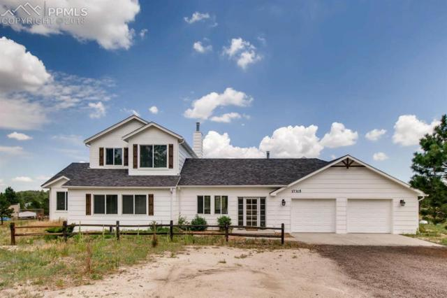 17315 Forest Green Way, Elbert, CO 80106 (#5038905) :: 8z Real Estate