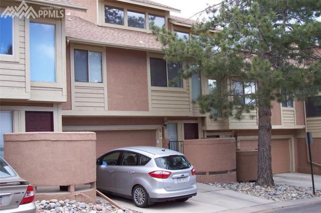 320 Autumn Ridge Circle C, Colorado Springs, CO 80906 (#5039187) :: The Peak Properties Group