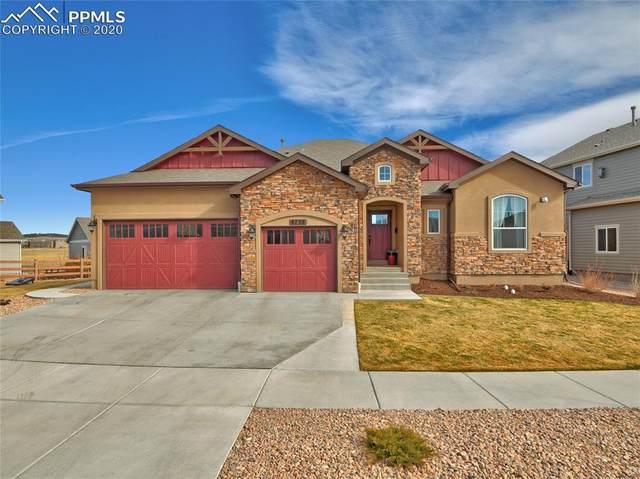 6728 Black Saddle Drive, Colorado Springs, CO 80924 (#5040806) :: Finch & Gable Real Estate Co.