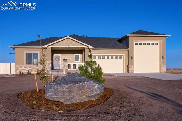 8479 Buckskin Ranch View, Peyton, CO 80831 (#5042117) :: 8z Real Estate