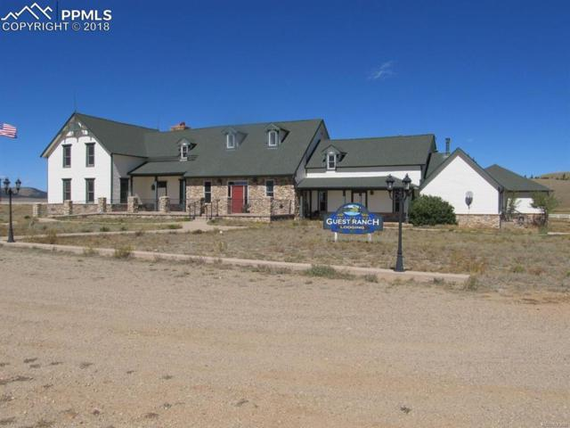 24194 County 59 Road, Hartsel, CO 80449 (#5043956) :: The Hunstiger Team