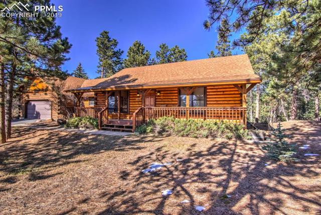2008 Crest Court, Woodland Park, CO 80863 (#5043995) :: Colorado Home Finder Realty