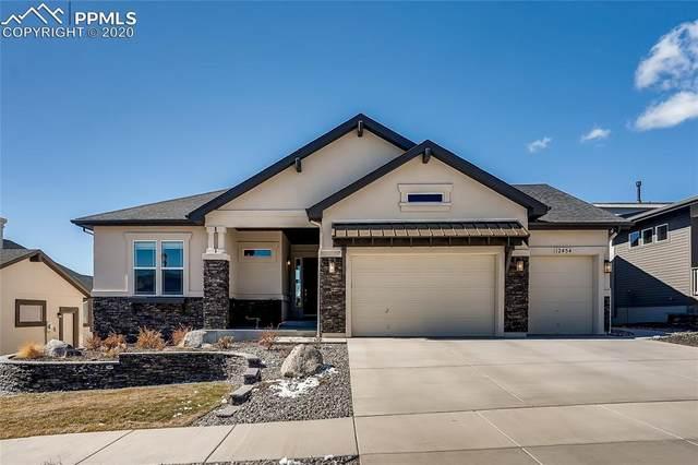 12454 Arrow Creek Court, Colorado Springs, CO 80921 (#5048374) :: The Daniels Team