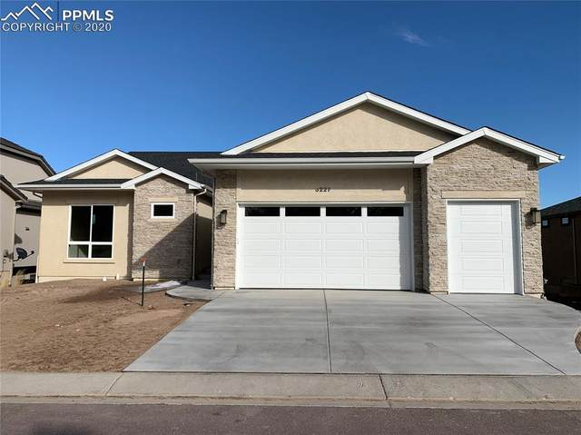 3227 Viridian Point, Colorado Springs, CO 80904 (#5048507) :: Tommy Daly Home Team