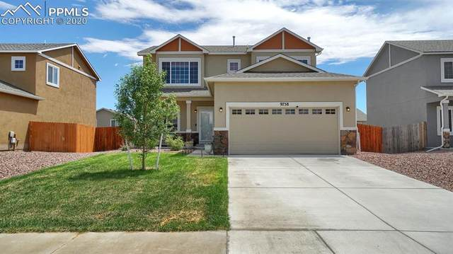9758 Desert Lily Circle, Colorado Springs, CO 80925 (#5049048) :: CC Signature Group