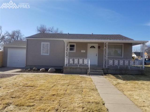 1116 W 27th Street, Pueblo, CO 81003 (#5050669) :: Group 46:10 Colorado Springs