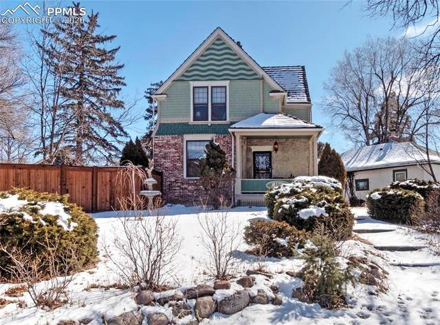 1133 N Hancock Avenue, Colorado Springs, CO 80903 (#5051618) :: Colorado Home Finder Realty