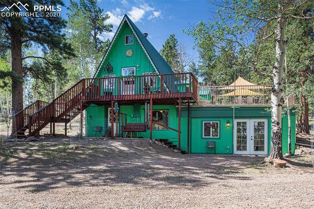 472 Spread Eagle Drive, Westcliffe, CO 81252 (#5054353) :: Finch & Gable Real Estate Co.