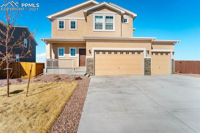 Colorado Springs, CO 80908 :: Venterra Real Estate LLC