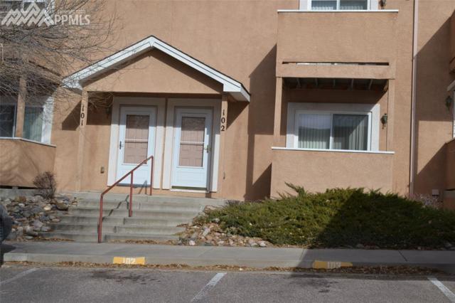 2280 E La Salle Street #102, Colorado Springs, CO 80909 (#5066025) :: RE/MAX Advantage