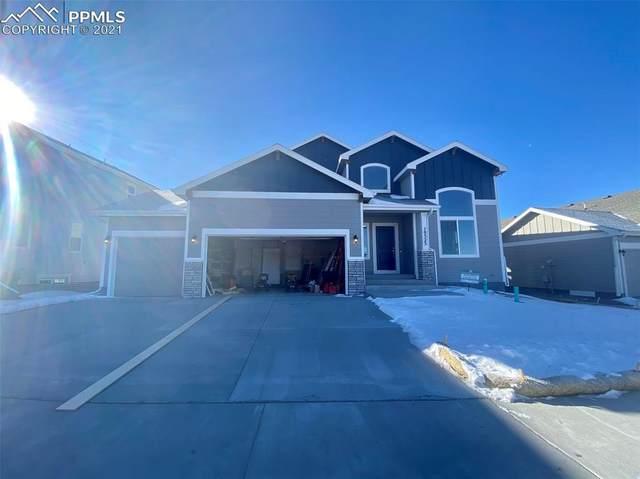 10523 Wrangell Circle, Colorado Springs, CO 80924 (#5066331) :: CC Signature Group