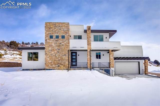 4407 Echo Butte Lane, Larkspur, CO 80118 (#5066885) :: 8z Real Estate