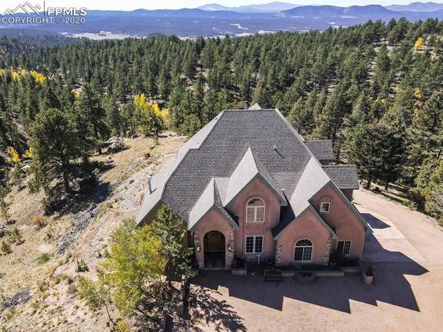 4565 W Highway 24 Highway, Florissant, CO 80816 (#5070416) :: The Kibler Group