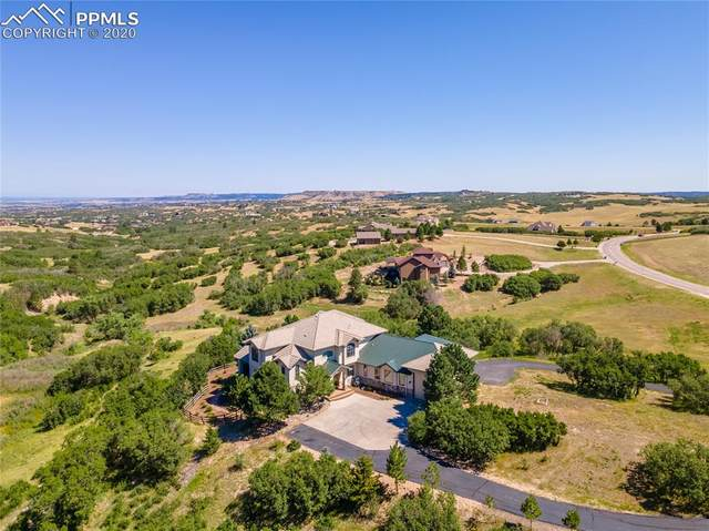 3795 Castle Butte Drive, Castle Rock, CO 80109 (#5071054) :: 8z Real Estate