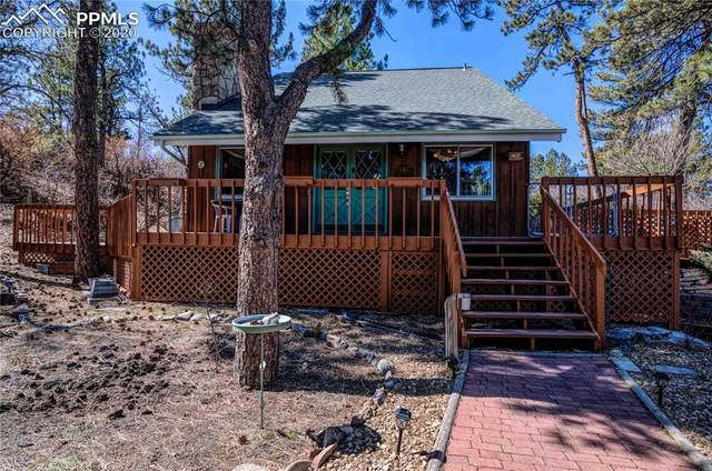 2791 Lost Lake Trail, Franktown, CO 80116 (#5077473) :: CC Signature Group