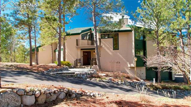 19439 Rim Of The World Drive, Monument, CO 80132 (#5077479) :: 8z Real Estate