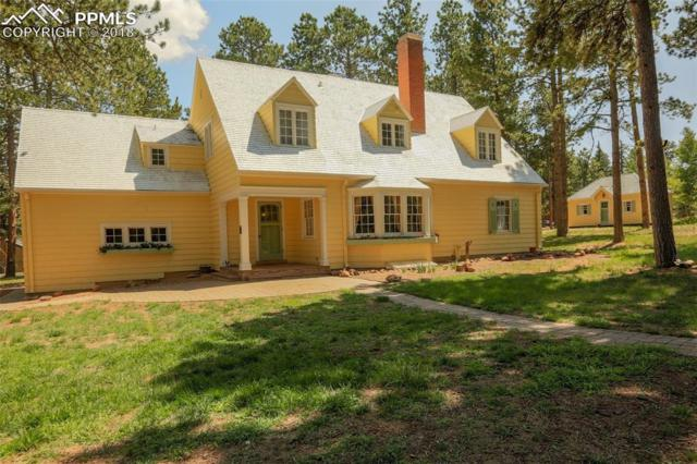 301 W Gunnison Avenue, Woodland Park, CO 80863 (#5077652) :: 8z Real Estate