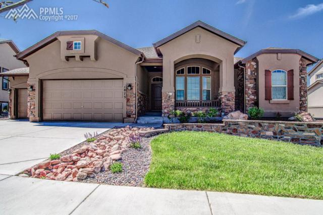 1873 Mud Hen Drive, Colorado Springs, CO 80921 (#5077901) :: Jason Daniels & Associates at RE/MAX Millennium