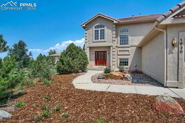 1520 Old Antlers Way, Monument, CO 80132 (#5079968) :: Action Team Realty