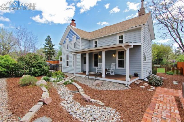 815 N Royer Street, Colorado Springs, CO 80903 (#5080355) :: Venterra Real Estate LLC