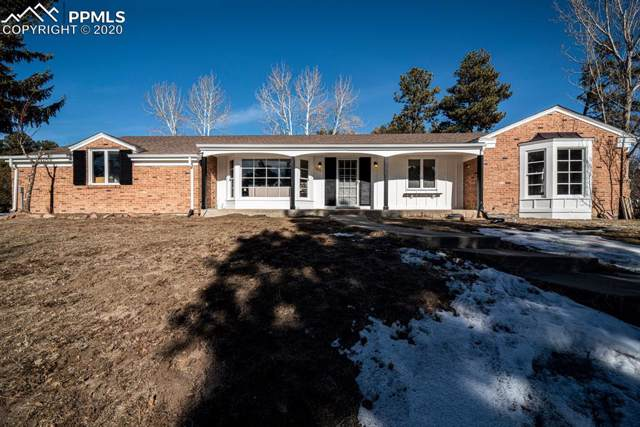 1350 Woodmoor Drive, Monument, CO 80132 (#5081792) :: Harling Real Estate