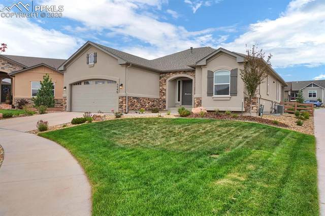 5546 Thurber Drive, Colorado Springs, CO 80924 (#5081961) :: Tommy Daly Home Team
