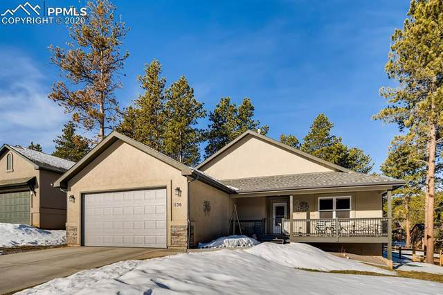 1136 Ptarmigan Drive, Woodland Park, CO 80863 (#5084684) :: Action Team Realty
