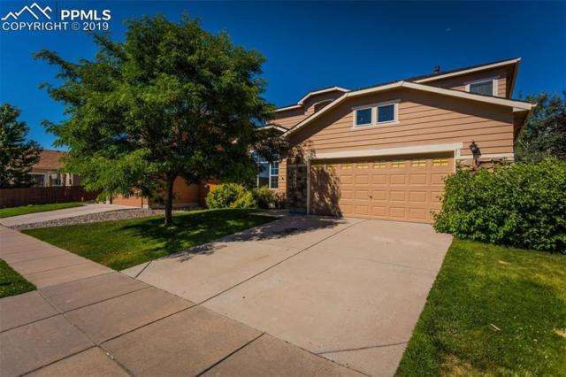 6430 Morning Dove Drive, Colorado Springs, CO 80923 (#5086061) :: The Treasure Davis Team
