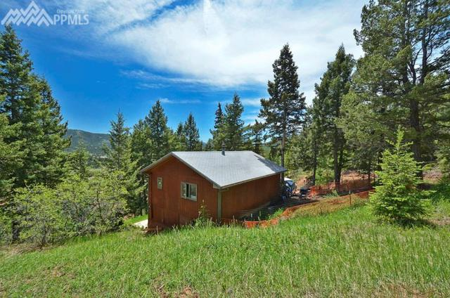822 W Highway 24 Highway, Woodland Park, CO 80863 (#5086217) :: CENTURY 21 Curbow Realty