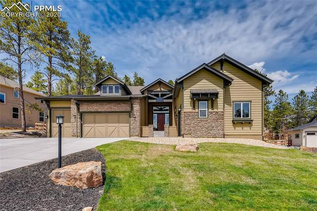 1385 Catnap Lane, Monument, CO 80132 (#5092220) :: The Treasure Davis Team