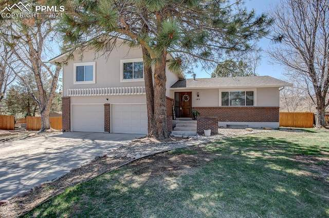 145 W Mikado Drive, Colorado Springs, CO 80919 (#5092724) :: The Daniels Team